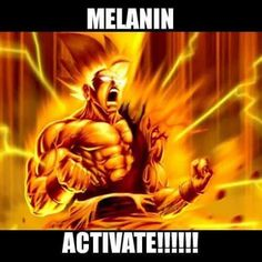 Melanin acts as dark energy does within the cosmos! It binds unseen links and forms bonds to create a more crystalline matrix reality..... very much like the structure of diamonds! Activation of these links triggers the 13 strand DNA -The Godself! Everything begins within ~inspir8ional