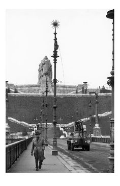 Prague, The Stalin Monument overlooking a road in Prague, Czechoslovakia, RM 2019 05 02 Prague Architecture, 1989 Tour, Prague Czech Republic, Medieval Town, Bucharest, Old Photos, Places To See, Paris Skyline, Magnum Photos