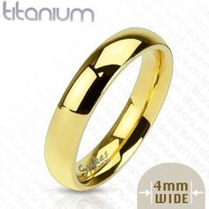 TIR-0011 Solid Titanium Gold IP 4mm Wide Classic Band Ring; Comes With Free Gift Box (8) Jinique http://www.amazon.com/dp/B00DBBOVV4/ref=cm_sw_r_pi_dp_keUewb0SSF57R