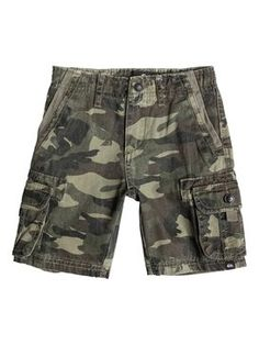 quiksilver, Boys 4-7 The Deluxe Shorts, ASSORTED (ast)