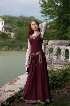 medieval dress long sleeves - Sök på Google