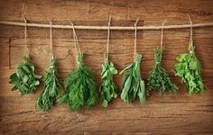 Things to Consider When Drying Culinary Herbs DIY spice cabinet. How do you have success in drying your garden herbs for your spice cabinet? How do you have success in drying your garden herbs for your spice cabinet? Fresco, Growing Herbs, Natural Cleaning Products, Natural Products, Household Products, Organic Farming, Fresh Herbs, Fruits And Vegetables, Herbalism