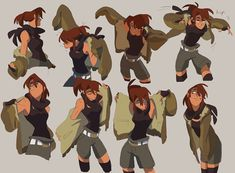 Grace Liu on - Character Design Club 2019 Character Design Challenge, Character Design Cartoon, Character Design References, Character Drawing, Character Design Inspiration, Character Creation, Character Concept, Concept Art, Game Concept