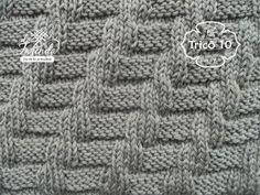 Tricô 10 - Knit & Purl: TRICOCIONÁRIO – MT-0016