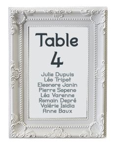 Cadre Photo Baroque, Reception Table, Wedding Tables, Wedding Inspiration, Wedding Ideas, Bouquet, Bridesmaid, How To Plan, Frame