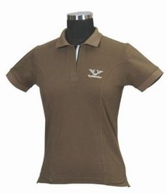 POLO SHIRT LD S/S, CHOCOLATE, 2X LD by JPC. $11.25. Our 100% cotton Polo Shirt designed for the equestrian with an open collar and great fit is suitable for schooling and casual wear.. Save 55%!