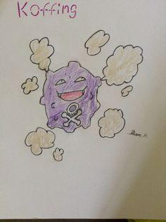 Koffing: Credit-Hyrulean Pikachu