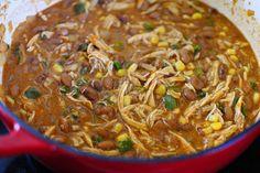 SimplyScratch: Southwest Chicken Chili