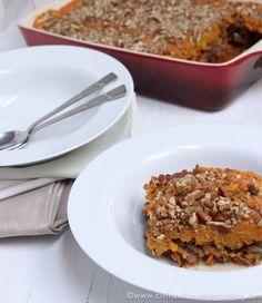 Sweet potato shepherd's pie | Civilized Caveman Cooking Creations
