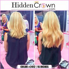 #ThrowbackThursday! We gave so many woman a new look at the International Beauty Shows #LasVegas WITHOUT having to cut a single strand of their hair.