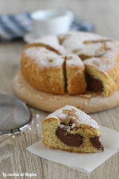 Mini Desserts, Low Carb Desserts, Sweet Desserts, Sweet Recipes, Cake Recipes, Nutella Funny, Jam Cookies, Cooking Cake, Low Carb Bread