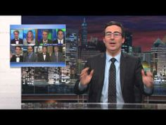 This is so brilliant and funny.  Slow in the beginning, then comes the awesome.   Last Week Tonight with John Oliver (HBO): Climate Change Debate - YouTube