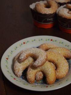 「バニラ・キプフェル」jacketpotato | お菓子・パンのレシピや作り方【corecle*コレクル】