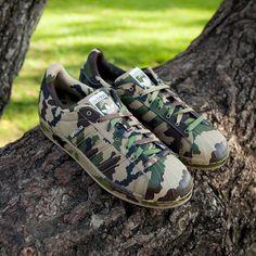 adidas superstar woodland camo