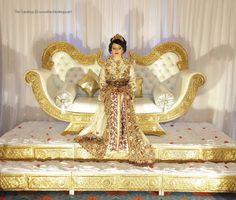Es difícil superar la majestuosidad de las #bodas #árabes.