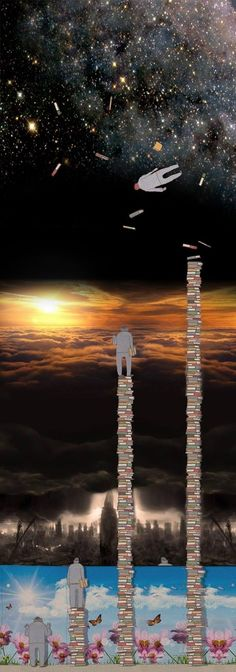 Come (up) to: lên tới Satirical Illustrations, Meaningful Pictures, Whatsapp Wallpaper, Book Of Life, I Love Books, Book Lovers, Book Worms, Book Art, Scenery