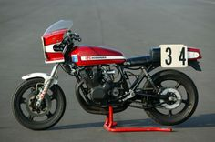 Wes Cooley's Yoshimura Suzuki GS 1000 Superbike 1980