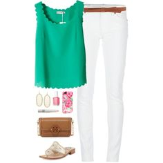 """school visits, orientation, etc. (pt. 2)"" by classically-preppy on Polyvore"