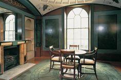 Pitzhanger Manor-House, The Breakfast Room.