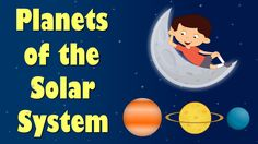 """You will learn about """"Planets of the Solar System"""" in this video. The eight planets in their increasing order of distance from the Sun are Mercury, Venus, Ea..."""