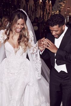Pin for Later: See the First Photos From Ciara and Russell Wilson's Beautiful Wedding!