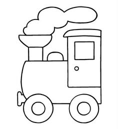 ELIANE - MOLDES 1 - Eliane Dantas - Picasa Webalbumok - train coloring