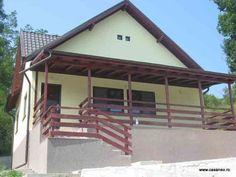 Constructii case din lemn - cum am construit casa lemn Octavian
