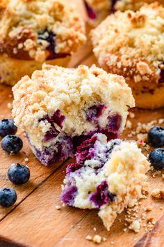 Polish Desserts, Polish Recipes, Breakfast Menu, Homemade Cakes, Food Design, No Bake Cake, Cookie Recipes, Cupcake Cakes, Vegetarian Recipes