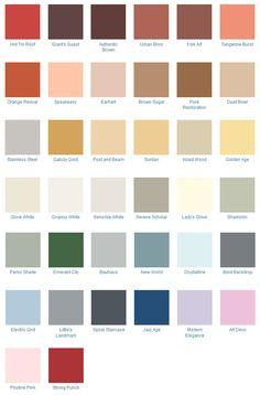 Maitha.Tee: art deco (1920's) color palette