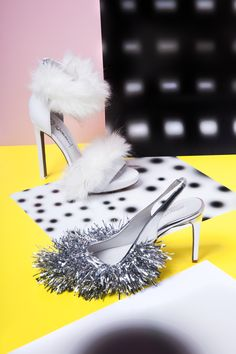 Put your best foot forward in party-ready sky-high stiletto heels!