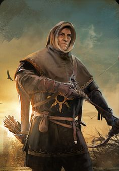 The Witcher 3: Gwent Card Art - Album on Imgur