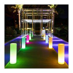 lampe led multicolore indoor & outdoor