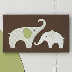jcpenney - Carter's® Elephant Stitch Wall Art - jcpenney