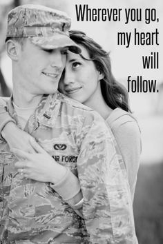 <3 #milso Air Force Love