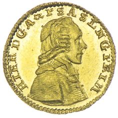1/4 Dukat 1782 Gold