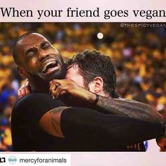 #Repost @mercyforanimals with @repostapp  LOL!! #vegansofig #veganhumor #mercyforanimals #lol #govegan