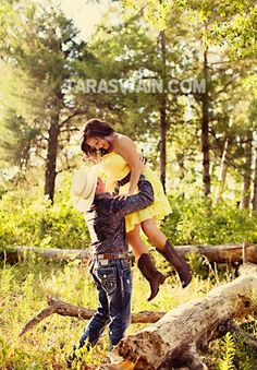 country couple photoshoot