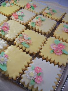 images of spring cookies | spring cookies | Flickr - Photo Sharing!