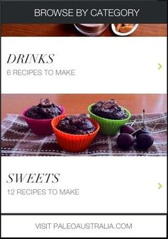 Paleo Australia Recipes | Coolest apps for iPhone 4, iPad and Android | Smashapp Android Video, Android Apps, Best Apps, Health App, Iphone 4, Food To Make, Paleo, Ipad