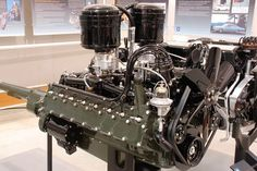 Cadillac Series 90 V16 Engine