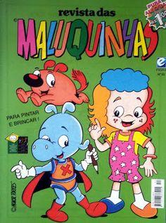 Editora EMT: 1000 CAPAS DE REVISTAS DA TURMA DO GABI - 1994/2008