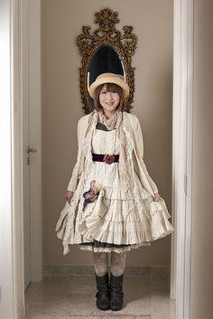 Mori Girl Lolita~style | Flickr - Photo Sharing!