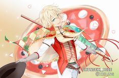 xeii ( Food Fantasy Pizza by xeii ( Fantasy Rpg Games, Food Fantasy, Fantasy Characters, Final Fantasy, Cookie Run, Yandere Simulator, Fantasy Images, Coffee Design, Pizza Recipes
