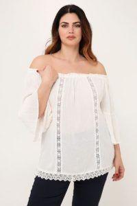 8ca5bfc8fc29 Γυναικεία Plus size ρούχα Parabita για το καλοκαίρι από 10