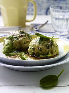 Unser beliebtes Rezept für Spinat-Knödel mit Parmesan und mehr als 55.000 weitere kostenlose Rezepte auf LECKER.de.