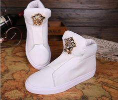 versace replica shoes high quality leather shoes AAA+ quality  price 95 dollars european size 36-46