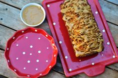 Caramelized Banana Bread with Dulce de Leche Glaze