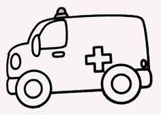 """Résultat de recherche d'images pour """"coloriage voiture enfant"""""""
