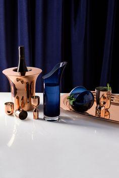 Tom Dixon Plum Shot Glas Geschenkset http://www.flinders.de/tom-dixon/ #gift #idea #tomdixon #copper #kupfer #geschenksidee