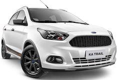 Ford Ka Trail tem preço inicial de R$ 47.690
